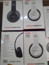 TORİMA WIRELESS HEADPHONES P47